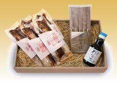 【2012年は温かい鮎そばで、ちょっと贅沢な年越しを】(奈良のお取り寄せ)
