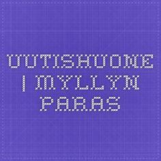 Ohrapuurosta    -    Uutishuone | Myllyn Paras