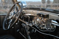 1939 Mercedes-Benz G4 (W31) SUV #mbhess #mbclassic