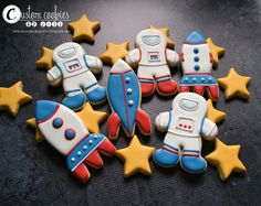 Custom Cookies by Jill