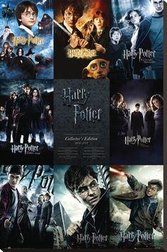 Harry Potter Reproduction artistique sur AllPosters.fr
