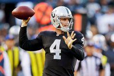 Ye Olde Journalist: Sports: Raiders going with rookie Derek Carr over Matt Schaub