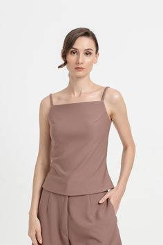 Shop effortless, minimalist & modern ready-to-wear here. We make quality & affordable fashion since We ship worldwide. Modern Minimalist, Affordable Fashion, Peplum Dress, Taupe, Ready To Wear, Spring Summer, Knitting, How To Wear, Clothes