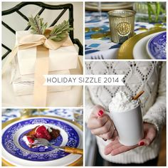 Abby M. Interiors: Holiday Sizzle 2014: 5 TIPS FOR SIMPLE CHRISTMAS DECOR