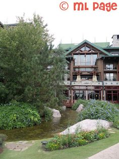 Wilderness Lodge...is it September yet???