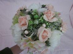 anad333 / kytica-gratulačná-svadobná broskynová