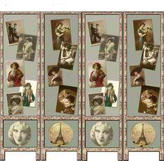 mis biombos para casas de muñecas - sylvia - Picasa-Webalben