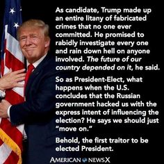 Pretty scary that a small percentage of our voting population believe he is their savior!