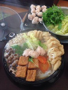 塩ちゃんこ鍋 byクックパッド