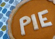 Edible Life in YYC: Cream cheese pumpkin pie