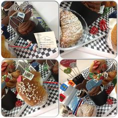 #Poker & #RalphLauren#Fashion#Breakfast#Pancakes#Croissants#Sfogliatella#SessaspecialEventAndCakes#SessaArtigianiDelGusto #Hat#horse
