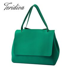 Now Available on our shop: Teridiva Brand Fa... Check it out here! http://giftery-shop.com/products/teridiva-brand-famous-designer-womens-handbags-pu-leather-green-shoulder-bags-women-handbags?utm_campaign=social_autopilot&utm_source=pin&utm_medium=pin