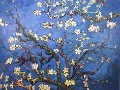 Arbre fruitier par Van Gogh (1889)