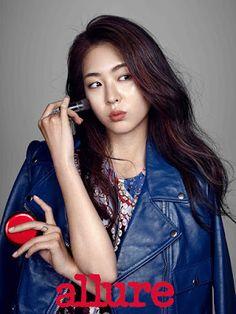 Lee Yeon Hee Allure November 2015