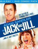 Jack and Jill [2 Discs] [Blu-ray/DVD] [Includes Digital Copy] [UltraViolet] [Eng/Fre/Spa] [2011], 39509