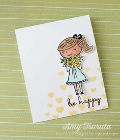 Tsuruta Designs: be happy.