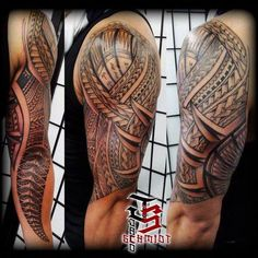 meaning behind samoan tattoos Polynesian Tribal Tattoos, Polynesian Tattoo Designs, Tatau Tattoo, Samoan Tattoo, Train Tattoo, Greek Mythology Tattoos, Island Tattoo, Native Tattoos, Arm Band Tattoo