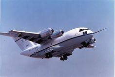 August 25, 1975 - 1st Flight of the McDonald Douglas YC-15