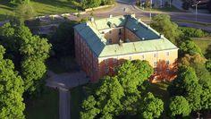 Västerås Slott, Västerås, Sweden.