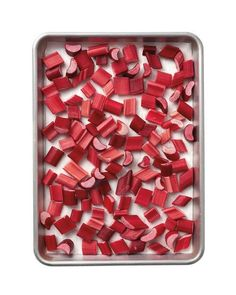 Ask Martha: What's the Best Way to Freeze Rhubarb Freeze Rhubarb, Rhubarb Desserts, Rhubarb Recipes, Fruit Recipes, Just Desserts, Smoothie Recipes, Rhubarb Rhubarb, Rhubarb Bread, Rhubarb Crumble