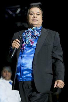 FOTOS: El último concierto de Juan Gabriel antes de fallecer