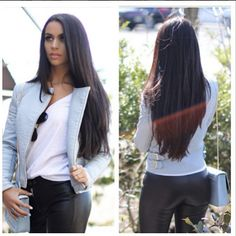 Carli Bybel Hair Extensions Length 10