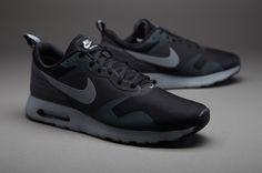 Nike Sportswear Air Max Tavas - Black / Cool Grey / Anthracite
