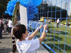 Conmemoración DMD 2011 en México.