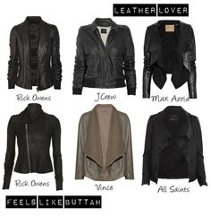 Different Styles Of Leather Jackets | Outdoor Jacket