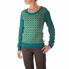 Bridger Sweater #MountainKhakis #bridger #sweater #emerald #green