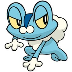 Froakie Pokemon de 6 generación favorito