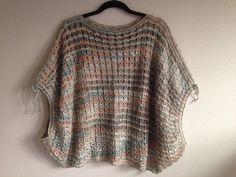 Ravelry: Celeste Summer Pullover pattern by Pierrot (Gosyo Co., Ltd)