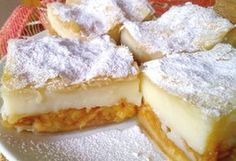 Archívy Dezerty - Page 11 of 41 - Receptik. Slovak Recipes, Czech Recipes, My Recipes, Sweet Recipes, Cookie Recipes, Hungarian Desserts, Hungarian Recipes, King Torta, Rodjendanske Torte