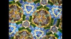 Please enjoy the installment of Your Kaleidoscopic Moment of Zen! Turn on your audio and breath. Metals, Zen, Audio, Copper, In This Moment, Mirror, Glass, Handmade, Hand Made