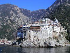 St.Gregory's monastery, Mount Athos