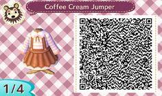A sweet and simple semi-dressy jumper. I love neutrals.