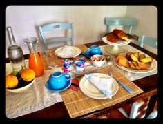 Our #breakfast. We make delicious breakfasts choosing the tipical local food and making homemade cake every morning. Eat to believe it! www.bbpietraviva.it
