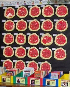 This board will help students with their multiplication facts, displaying how many different toppings are on one slice of pizza. Great to display in the classroom and a fun activity for kids to do