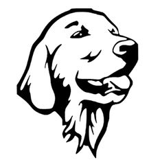 Labrador Retriever Die Cut Vinyl Decal PV1009 for Windows, Vehicle Windows, Vehicle Body Surfaces or just about any surface that is smooth and clean