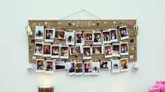 This new years eve I took a bunch of instax pictures. I wasnt quite sure how to display them so I decided to create a display of my own! I hope this video sp...