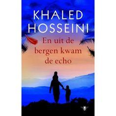 En uit de bergen kwam de echo - Khaled Hosseini