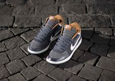 "Nike Challenge Court Mid Vintage ""Ale Brown"" Pack"
