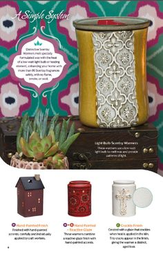 New Fall/Winter 2014 www.bammer.scentsy.us