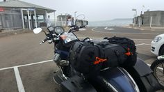 Waiting on the Ferry at Sorrento after Phillip Island classic races