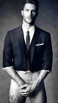 We also love men in suits @labelsfashion