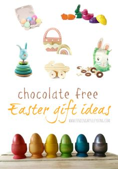 75 best non chocolate gift ideas for kids this easter chocolate not sure what to get other than chocolate for easter dont worry negle Image collections