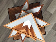 Wood Mosaic, Mountain Art, Wooden Crafts, Pattern Art, Wood Art, Sketching, Drawings, Music, Wood Pictures