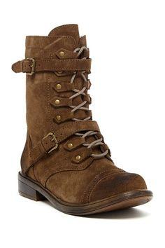 ZIGI Tactic Lace-Up Boot