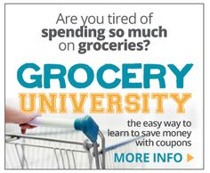 Are you ready to cut your grocery bill?!?