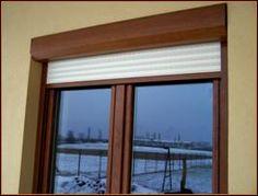 Külsőtokos hőszigetelt alumínium redőny My House, Windows, Google, Ramen, Window